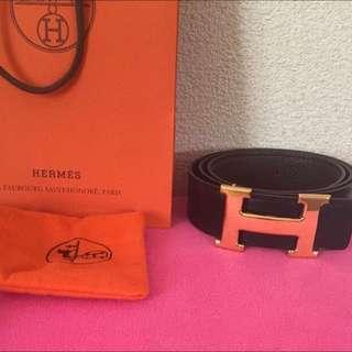 Hermes Belt Unisex