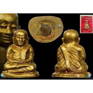 LP Ngern Roop Lor Roon Chang Koo  Wat Tai Nam B.E 2526
