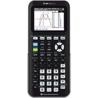 Very new ti 84 ti84 ti-84 plus CE graphic graphing calculator