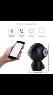 speaker Bluetooth 2 in 1 dgn powerbank robot