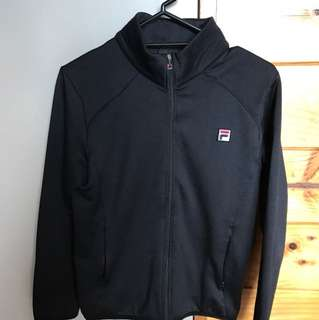Fila vintage zip-up jacket