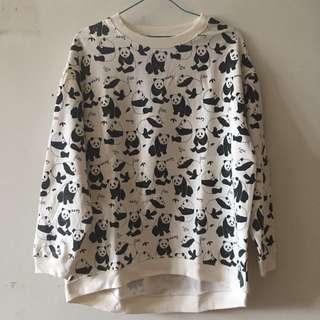 sweater Panda
