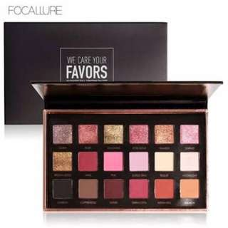Focallure 18shades eyeshadow palette