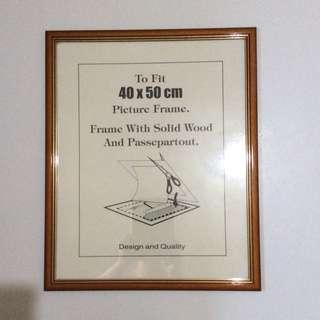 Frames, $4 (40 cm x 50 cm)