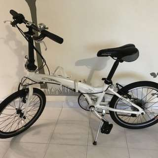 Used bicycle for sale. Selling because children have growth up.