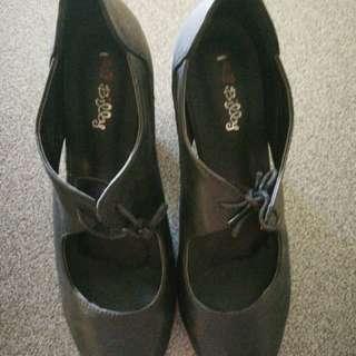 Women's Vintage Rockabilly style shoes