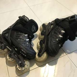 Inline Skate, almost brand new. Used only 3 times