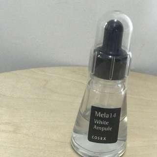 COSRX Mela14 white ampule