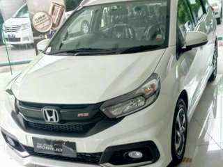 PENAWARAN MENARIK HONDA Mobilio RS CVT 2018 ALL NEW HONDA BRIO MOBILIO JAZZ CRV BRV HRV CIVIC CITY ODYSSEY ACCORD CR-V BR-V HR-V 2018