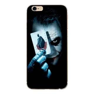 Joker Luxury Case for Apple iPhones