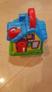 Leap Frog Learning toys for sale with lights and sound