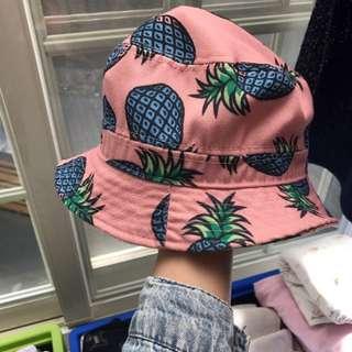 🚚 鳳梨帽