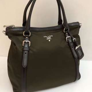 💯 AUTHENTIC Ready Stock Prada BR5116 Tote