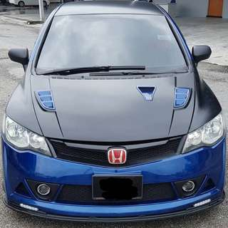 HONDA CIVIC FD SAMBUNG BAYAR/ CONTINUE LOAN