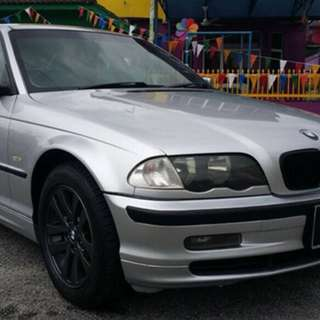 Bmw E46 318i 1.9 (A) 2001