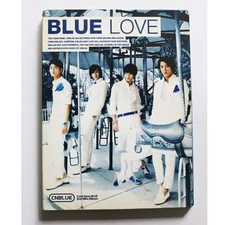 CNBLUE Bluelove (CD + Photo Book)