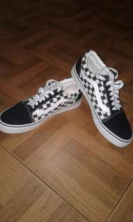 Original Vans Old Skool Checkerboard