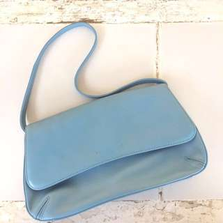 Kenneth Cole New York Blue Bag