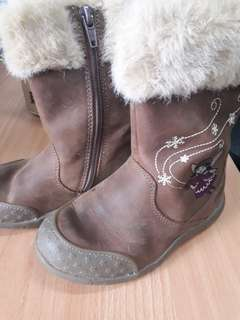 Clarks Boots - USED 7 1/2 UK Good Condition