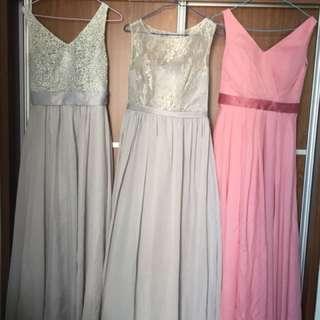 姊妹裙3條