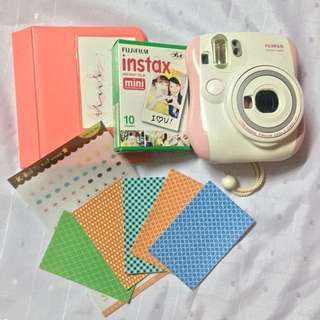 Instax 25s - PINK