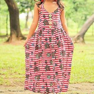 Mikhaella maxi dress