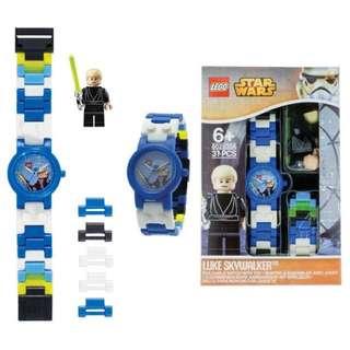 LEGO Luke Skywalker watch