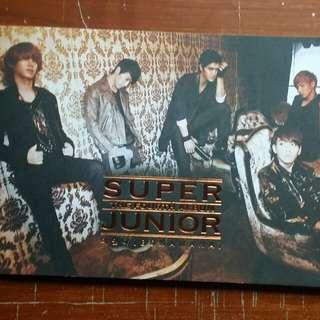 BONAMANA - Super Junior 4th Album