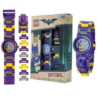 LEGO Batgirl watch