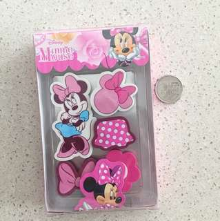 🆕 Minnie Mouse Erasers