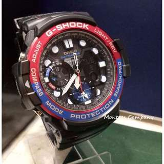 Montres Company香港註冊公司(25年老店) CASIO g-shock GN-1000 GN-1000-1 GN-1000-1A 有現貨 GN1000 GN10001