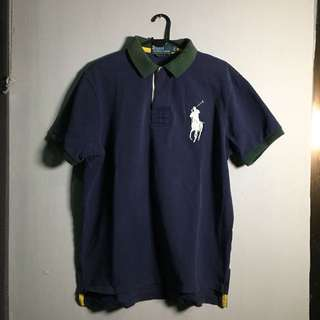 POLO Ralph Lauren Big Pony Navy Blue