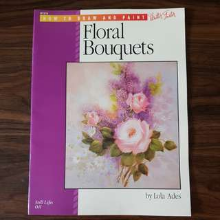 Floral Bouquet - Walter Foster