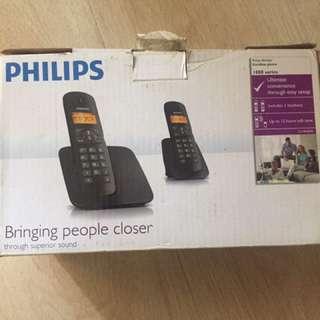 Philips Cordless phone子母機