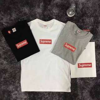 Supreme Box Logo Shirts