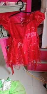 Preloved dress semi formal