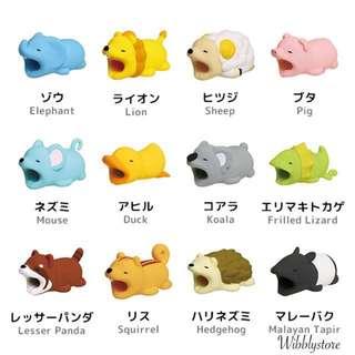 第二版!日本推出超可愛動物「Cable Bite」😍