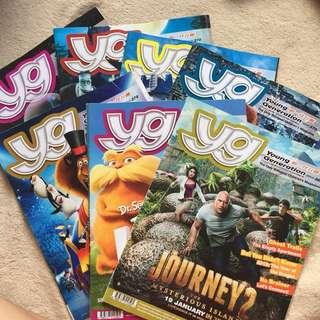 YG Magazines