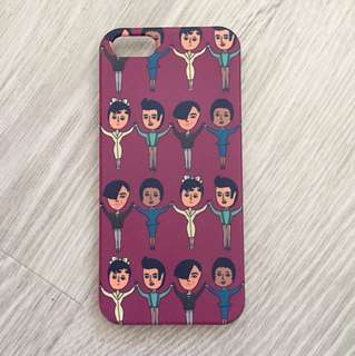 ooh la la iphone 5case