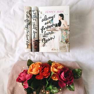 FREE EBOOKS! To All The Boys • P.S. I Still Love You • Always And Forever, Lara Jean (TRILOGY by Jenny Han)