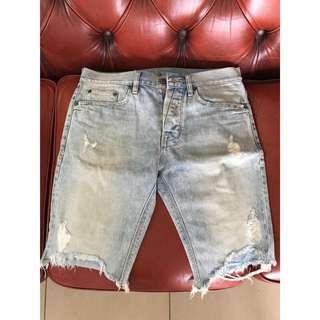 Ksubi Denim Shorts