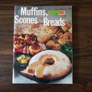 Muffins Scones & Bread