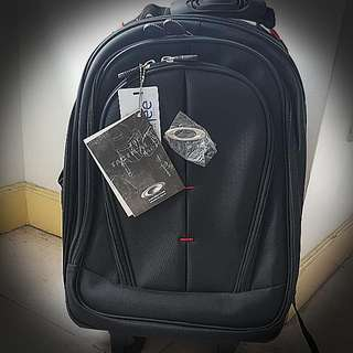 Oakley Backpack and trolley (2 in 1)