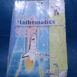 Wizard Mathematics Advance Algebra And Trigonometry