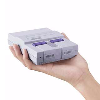 SNES Classic (Brand New In Box)