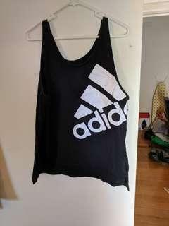 Adidas 14 ladies tank top
