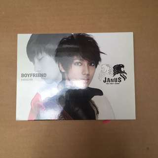 Boyfriend 1st Album Janus limited member edition Youngmin or Kwangmin