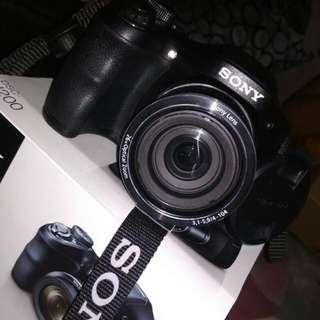 Kamera dsc h200