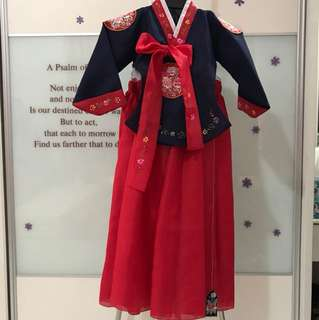 Korea Traditional Dress