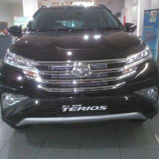 Open indent all new terios 2018